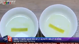 Hà Nội: Rụng tóc, mẩn ngứa vì nước sinh hoạt
