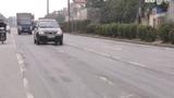Quốc lộ 5 bị lún nghiêm trọng gây bức xúc lớn