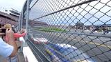 Clip: Kinh hoàng tốc độ của xe đua
