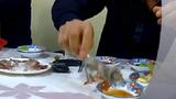 Cận cảnh món ăn kinh hãi ở Hàn Quốc