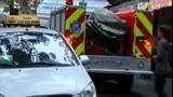 Xe cứu hỏa mini và kỳ vọng chữa cháy nội đô