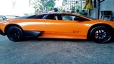 Sự thật ngã ngửa sau màn rửa siêu xe Lamborghini
