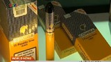 Tận mắt những sản phẩm xì gà xa xỉ nhất thế giới