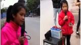 Hai bé gái hát rong hay như Phương Mỹ Chi