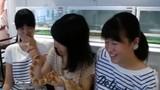 Run sợ vào quán cà phê rắn ở Nhật Bản