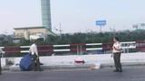 Tai nạn tại tầng hai sân bay Nội Bài: Mẹ tử vong, con bị gãy chân