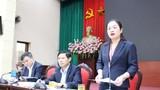 Chánh Văn phòng Thành ủy Hà Nội bị tạm đình chỉ sinh hoạt Đảng
