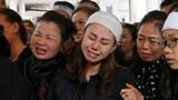 Người thân, đồng đội khóc nghẹn tiễn đưa 3 liệt sĩ hy sinh ở Đồng Tâm