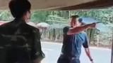 Video: PCT HĐND huyện ở Bình Phước văng tục tại chốt kiểm dịch COVID-19