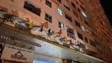 Bé gái rơi từ tầng cao chung cư HH Linh Đàm tử vong