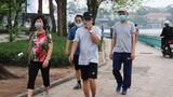 Hà Nội cho phép thể dục thể thao ngoài trời, cửa hàng quần áo hoạt động trở lại