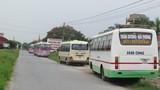 Công an vào cuộc vụ chặn xe buýt tại Hải Phòng