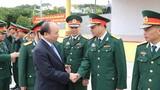 Hình ảnh Thủ tướng Nguyễn Xuân Phúc làm việc tại Quảng Ninh