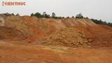 Quảng Ninh: Xử nghiêm DN Định Uyên khai thác đất sét trái phép