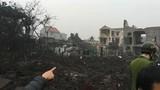 Hiện trường vụ nổ tại Bắc Ninh khiến 9 người thương vong