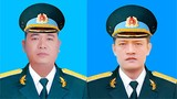 """Rơi máy bay quân sự tại Nghệ An: Cấp bằng """"Tổ quốc ghi công"""" cho 2 phi công"""
