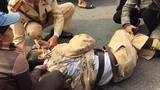 Thái Bình: Bắt khẩn cấp đối tượng rút dao đâm 2 cán bộ CSGT