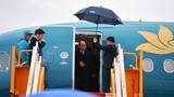 Thủ tướng Nguyễn Xuân Phúc đi chuyến bay đầu tiên xuống Vân Đồn