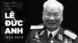 Nguyên Chủ tịch nước Lê Đức Anh: Một vị tướng, nhà lãnh đạo tài năng