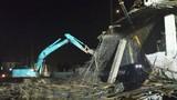Sập giàn giáo cây xăng Minh Tân ở Hải Phòng: Đã tìm thấy thi thể nạn nhân