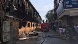 Cháy công ty Rạng Đông: Khoảng 27,2 kg thủy ngân phát tán ra môi trường