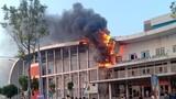 Cháy Bệnh viện Nhi Hải Dương, người nhà bệnh nhân hoảng loạn