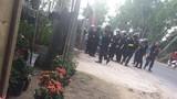 Cảnh sát bao vây, BCA cho phép tiêu diệt nghi phạm vụ nổ súng sới bạc 4 người chết
