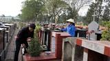 """Chống COVID-19: Các nghĩa trang Hải Phòng """"đóng cửa"""" không phục vụ nhân dân tiết Thanh minh"""