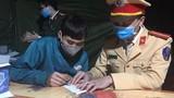 Hải Dương: Thanh niên say rượu tông xe vào nhân viên chốt kiểm dịch COVID-19