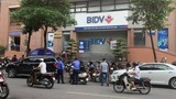 """Nổ súng cướp ngân hàng BIDV Hà Nội: """"Kinh tế khó khăn, nguy cơ cướp cao"""""""