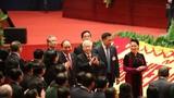 Ảnh: Toàn cảnh phiên trù bị Đại hội Đảng lần thứ XIII sáng 25/1