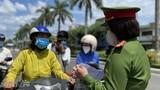 Đà Nẵng cấp hơn 92.000 giấy đi đường trong 2 ngày qua trực tuyến