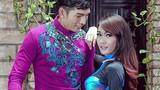Ngọc Tình tình tứ bên Hoa hậu chuyển giới Campuchia
