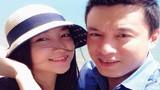 Lam Trường quấn quýt vợ sắp cưới xinh như hot girl