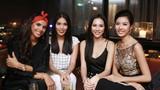 Top 3 Hoa khôi Áo dài đọ sắc cùng Miss World 2011