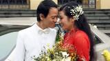 Thanh Thanh Hiền diện áo dài e ấp trong ngày cưới