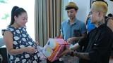 Top 8 Vietnam Idol tới nhà riêng thăm bà bầu Thu Minh