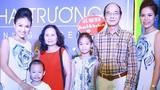 Thanh Vân Hugo thân thiết bố mẹ chồng cũ