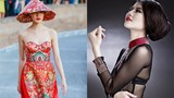Những chiếc áo dài gây tranh cãi của mỹ nhân Việt
