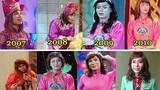 Phong cách thời trang của Cô đẩu Công Lý qua 12 năm