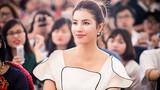 Hoa hậu Phạm Hương đẹp rạng rỡ trong sự kiện tại HN