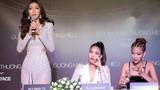 Hoàng Thùy, Minh Tú bị chỉ trích khi đến trễ sự kiện The Face
