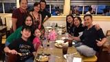 Hoài Lâm và bạn gái sang Mỹ gặp gia đình NS Bảo Quốc