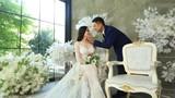 Trọn bộ ảnh cưới của Vân Quang Long và vợ kém 10 tuổi