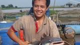 Cá trê đuôi đỏ Amazon trên sông Hậu, gà sao châu phi ở Sóc Sơn