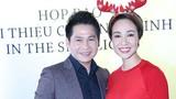Uyên Linh run khi hát cùng Trọng Tấn trong đêm nhạc Giáng sinh