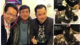 NSND Trần Nhượng bị chỉ trích khi lộ ảnh sử dụng tay gấu