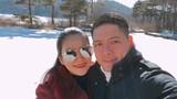 Vợ chồng Bình Minh hâm nóng tình cảm giữa cái lạnh âm độ