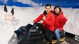 MC Nguyên Khang đưa mẹ đi du lịch New Zealand đầu năm mới