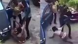 Malaysia: Chồng đánh vợ tới tấp bằng gậy vì nghi ngoại tình